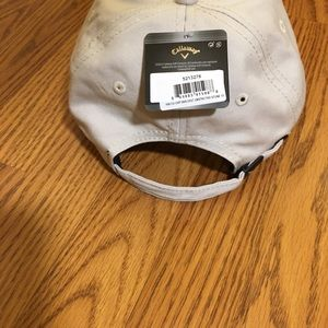 Callaway Accessories - Callaway Golf Hat.  New with tags. Stone Color.